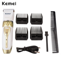 110-240 V catok rambut listrik pemangkas jenggot potong memotong rambut untuk rambut mesin cukur rambut Stainless Steel pisau pemotong kimia - International