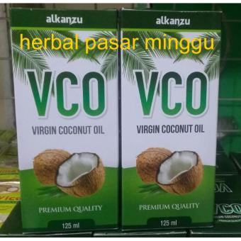 4 Botol VCO - Virgin Coconut Oil (1 botol isi 125 ml)