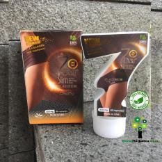 7 Days Slim Platinum Plus Collagen Formula Pelangsing Alami - 30 Kapsul
