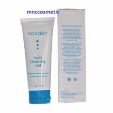 Acne Cleansing Gel Wardah