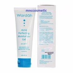 Acne Perfecting Moisturizer Gel SPF 30 Wardah - Paket 2Pcs