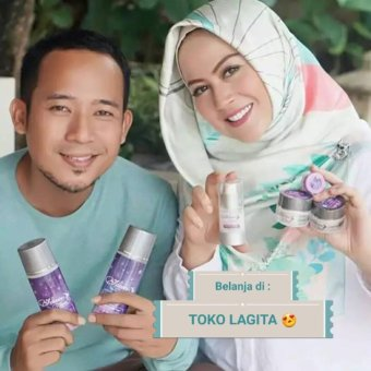 ADEEVA Cream Pemutih Wajah Glowing Whitening Series Paket Basic