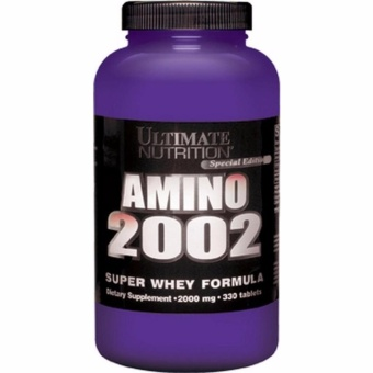 AMINO 2002 ORIGINAL edisi ECER ULTIMATE NUTRITION - 100 Tabs