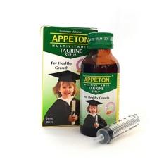 Appeton Taurine Syrup Vitamin Untuk Otak - 60ml | OSB Omar Smart Brain Vitabrain Brainking