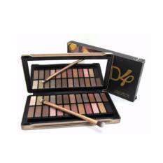 Arsyila - Naked 4 Pallete Eyeshadow 24 Warna