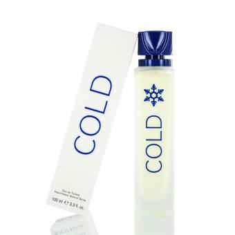Benetton Cold Refreshing 100 ml edt