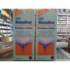 betadine Vaginal 100ml + apicator