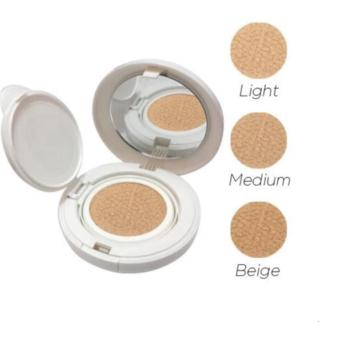 BIOAQUA BRIGHTENING LIQUID BB AIR CUSHION - LIGHT SKIN