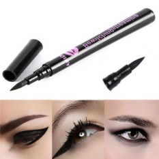 Black Waterproof Eyeliner Liquid Eye Liner Pen Pencil Makeup Cosmetic - intl