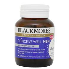 Blackmores Conceive Well Men™ - 28 Tab