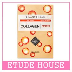 Buy 1 The ETUDE HOUSE 0.2 Therapy Air Mask- (Collagen) + Free Sample The History Of Whoo Jinyulhyang Jinyul Cream 1ml X 30ea