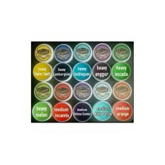 Buy 1 TM Pomade Ukuran Kecil Mini 55 Gram Water Based Get 1 Free Sisir Unbreakable - 10 Varian