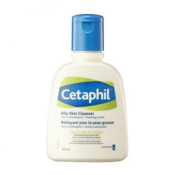 CETAPHIL OILY SKIN CLNSR 125ML