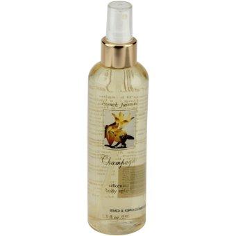 Champagne Silkening Body Splash - French Jasmine - 250 ML