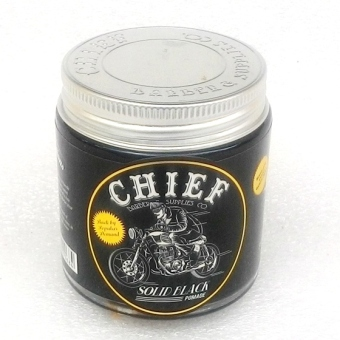 Chief Pomade Black Waterbased 4.2 Oz