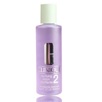 Clinique Clarifying Lotion Twice A Day Exfoliator 2 - DryCombination Skin 60 mL