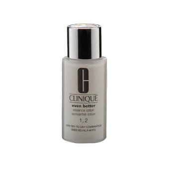 CLINIQUE Even Better Essence Lotion 1,2 Very Dry To Dry Combination W/O Box (15ml)(Essence)