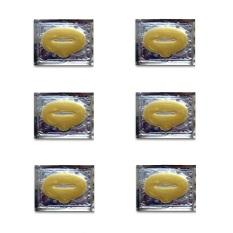 Collagen Mask, Lips Mask, Masker Bibir - 6pcs
