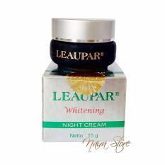 Cream Leaupar Original - Cream Malam Leaupar Asli