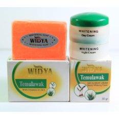 Cream Temulawak Widya BPOM - Paket Temulawak Widya Original BPOM