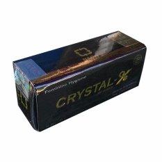 CRYSTAL X NASA - CRISTAL X Perawatan Kewanitaan QR Code
