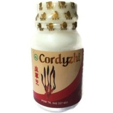 Daxen Cordyzhi Herbal Penurun Kreatinin Ureum Ginjal - Isi 180 Kapsul