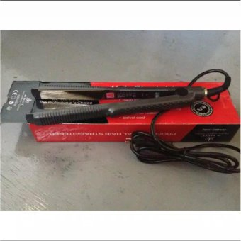 De Rucci 2 in1 Hair Babyliss Catok by Amara