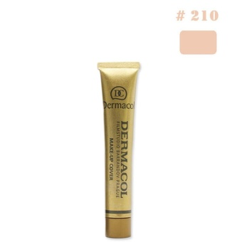 Details about Dermacol Waterproof High Covering Conceal Make upFoundation Fil - intl