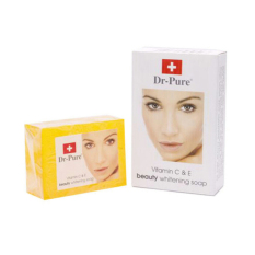 Dr Pure Whitening Soap 80 Gr