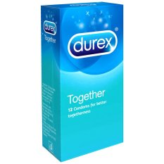 Durex Kondom Together - Isi 12