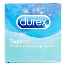 Durex Together 3sachet