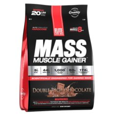 Elite Labs Mass Muscle Gainer BPOM 20lbs