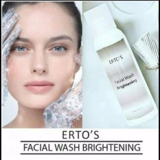 Ertos Facial Wash Brightening