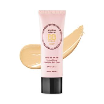 Etude House Precious Mineral Beautifying Block BB Cream Moist SPF50/PA++ - Beige
