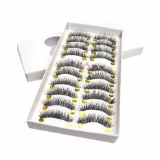 Eyelash Beauty - Bulu Mata Palsu - 10 Pasang