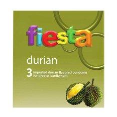 Fiesta Kondom Durian - Isi 3