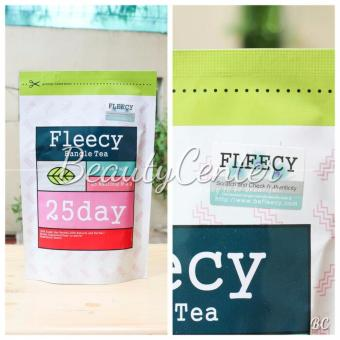 Fleecy Bangle Tea Slimming Tea - Teh Pelangsing Pembakar Lemak