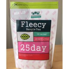 Fleecy Bangle Tea / Teh Pelangsing / 25 bag @2gr/ Original 100%
