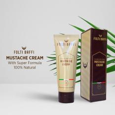 Folti Baffi Mustache Cream Penumbuh kumis dan jenggot - Obat jenggot cepat