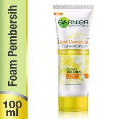 Garnier Light Complete White Speed Scrub - 100 ML
