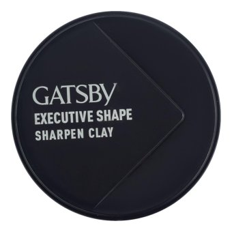 Gatsvy Executive Shape Sharpen Clay 70gr