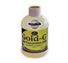 Gold-G Sea Cucumber Jelly - Ekstrak Gamat/Teripang Emas 320ml