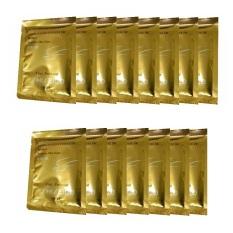 Shiseido, Gold Mask, Masker Pengangkat Komedo- 15 Sachet