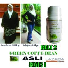 Green Coffee Bean Pelangsing Badan