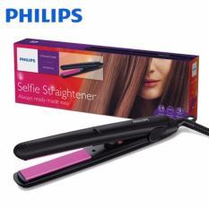 Hair Straightener Philips HP 8302 | Pelurus Rambut HP8302 | Catok Catokan HP-8302 - Hitam