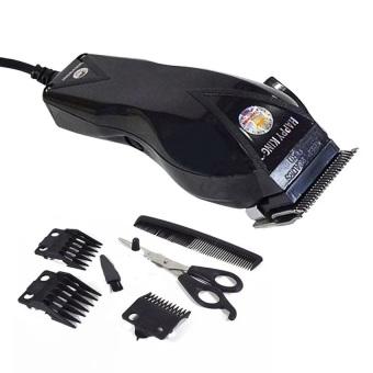 Happy King HK-900 Profesional Hair Clipper Trimmer - Mesin Potong Rambut - Hitam