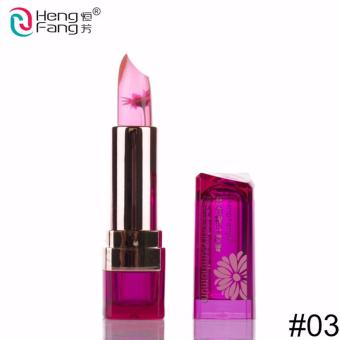 HengFang Magic Flower Lipstick 03