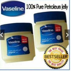 HOKI COD- 2 PCS - Vaseline 60ml Petroleum Jelly Asli Murni 100% Original Arab