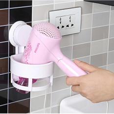 HOLYWINGS - Hair Dryer Holder / Tempat dan Gantungan Hair Dryer - PUTIH