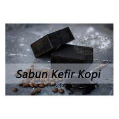 Homemade Soap 100% Natural - Sabun Kefir Kopi 25g